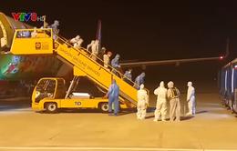 Đà Nẵng đón công dân Việt Nam trở về từ Nhật Bản