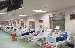 Thiếu nguồn máu dự trữ sau giãn cách xã hội