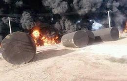Nổ xe bồn chở xăng ở Nigeria, ít nhất 23 người thiệt mạng