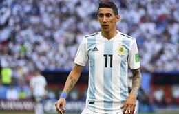 Angel di Maria đòi hỏi sự công bằng ở đội tuyển Argentina