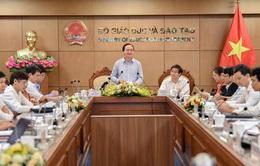 Bộ Giáo dục và Đào tạo phân công lại nhiệm vụ Bộ trưởng và các Thứ trưởng