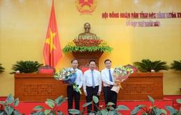 Thủ tướng phê chuẩn bầu bổ sung 2 Phó Chủ tịch tỉnh Hòa Bình