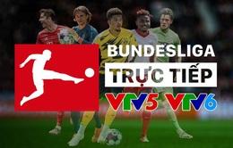Lịch thi đấu và trực tiếp vòng 33 Bundesliga: Tâm điểm Dortmund, Leipzig, cuộc đua tốp 4