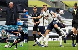 Tottenham 1-1 Newcastle: Nghiệt ngã phút bù giờ