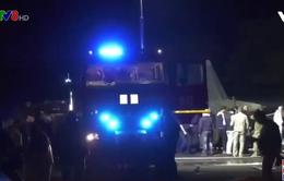 Máy bay quân sự rơi ở Ucraina khiến ít nhất 22 người thiệt mạng