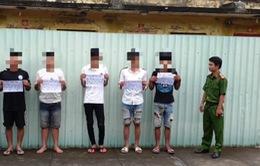 Nhóm đối tượng tuổi teen gây 10 vụ cướp liên tỉnh bị sa lưới
