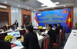 Thúc đẩy hợp tác an ninh mạng Việt Nam - Singapore trở thành hình mẫu trong ASEAN