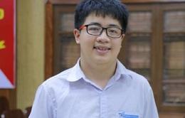 Thí sinh trẻ nhất giành HCV Olympic Toán quốc tế 2020 tiết lộ điều may mắn khi làm bài thi