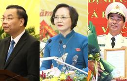 [INFOGRAPHIC] 19 Ủy viên Trung ương Đảng được điều động, luân chuyển năm 2020