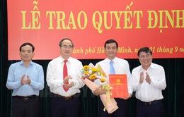 Ban Bí thư chỉ định nhân sự 5 Ban Thường vụ Thành ủy, Tỉnh ủy