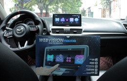 Webvision DVD Mazda - nâng cấp tiện ích, nâng tầm xe sang