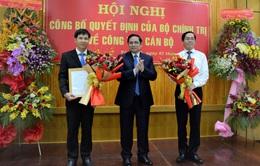 Công bố quyết định của Bộ Chính trị chuẩn y tân Bí thư Tỉnh ủy Tây Ninh