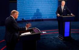 Tranh luận Donald Trump - Joe Biden: Liên tục những màn công kích cá nhân, chế nhạo đối thủ