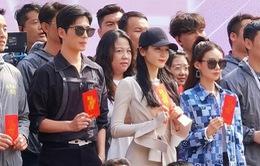 """Dương Dương kết hợp Địch Lệ Nhiệt Ba, """"Em là niềm kiêu hãnh của anh"""" chưa lên sóng đã hot"""