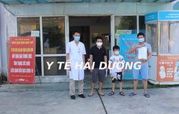 Hải Dương: 3 bệnh nhân COVID-19 cuối cùng xuất viện