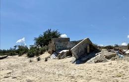 Sạt lở bờ biển gia tăng tại Thừa Thiên - Huế