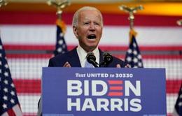 Ông Joe Biden lập kỷ lục gây quỹ tranh cử 364,5 triệu USD