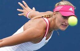 Vòng 2 đơn nữ Mỹ mở rộng: Kristina Mladenovic thất bại bất ngờ
