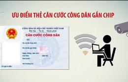 Căn cước công dân gắn chip sẽ tích hợp bằng lái, thẻ ATM, giám sát từ xa...