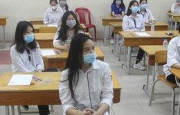 Kỳ thi tốt nghiệp THPT 2020 đợt 2 ở Đà Nẵng, Quảng Nam diễn ra an toàn, nghiêm túc