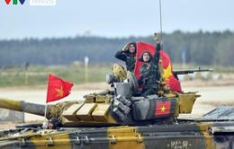 Việt Nam thắng lớn tại Army Games 2020