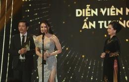VTV Awards 2020: Hồng Diễm xúc động không nói thành lời khi là Nữ diễn viên ấn tượng