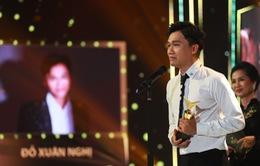 VTV Awards 2020: Xuân Nghị tim đập loạn xạ, không đo được nhịp khi nhận giải Nam diễn viên ấn tượng