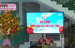 Khai giảng năm học mới ở vùng tâm dịch Đà Nẵng