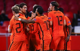 Kết quả UEFA Nations League sáng 05/9: ĐT Hà Lan 1-0 ĐT Ba Lan, ĐT Italia 1-1 ĐT Bosnia & Herzegovina