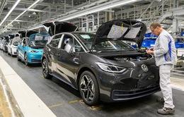 Thị phần ô tô điện tại châu Âu tăng cao bất chấp khủng hoảng COVID-19