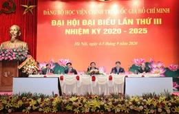 Ông Nguyễn Xuân Thắng tái đắc cử Bí thư Đảng bộ Học viện Chính trị Quốc gia Hồ Chí Minh
