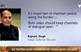 Bộ trưởng quốc phòng Ấn - Trung bàn về căng thẳng biên giới