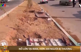 Nổ lớn tại Iran; gần 50 người thương vong trong vụ nổ máy điều hòa nhiệt độ ở Bangladesh.