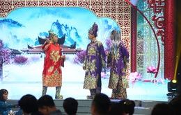"""Táo quân """"đổ bộ"""" sân khấu VTV Awards 2020 với 2 Táo mới toanh"""