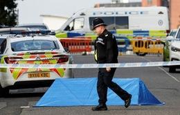 Cảnh sát bắt giữ nghi can vụ đâm dao ở Anh