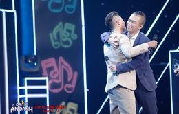 Hoàng Bách xin lỗi Nam Khánh trên sóng truyền hình sau 10 năm