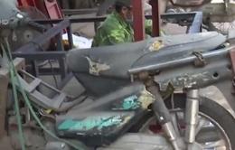 Hà Nội dự kiến hỗ trợ đo khí thải và đổi xe máy cũ trên 18 năm tuổi