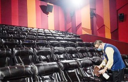 Rạp chiếu phim tại Trung Quốc mở cửa trở lại