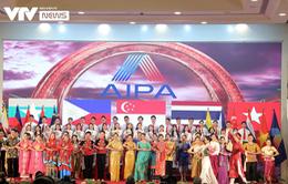 Đài THVN truyền hình trực tiếp Lễ bế mạc Đại hội đồng AIPA 41