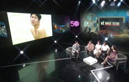 """""""Trưởng thôn"""" Quốc Tuấn tiết lộ về 2 lần nude trên phim truyền hình"""