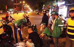 Đội cứu hộ ban ngày chạy xe ôm, tối rong ruổi cứu người gặp nạn