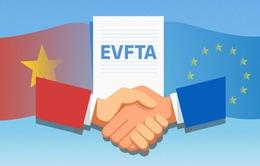 Bộ Công Thương thông tin về tình hình hàng hóa Việt Nam tận dụng ưu đãi EVFTA