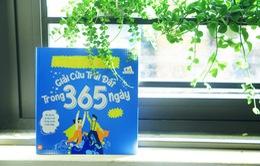"""""""Giải cứu Trái Đất trong 365 ngày"""": Học cách bảo vệ hành tinh từ những việc nhỏ nhất"""