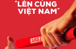 """Phát động chương trình chạy tiếp sức """"Lên Cùng Việt Nam"""" hỗ trợ lao động ảnh hưởng bởi COVID-19"""