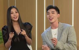 """Hoa hậu Tiểu Vy khoe giọng với hit """"Em không sai, chúng ta sai"""" của Erik"""