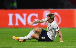 AS Roma nhận tin dữ về chấn thương của tiền vệ Nicolo Zaniolo