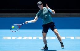 Andy Murray rút lui khỏi giải quần vợt Delray Beach mở rộng