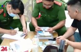 Triệt phá nhóm chuyên cho vay nặng lãi tại TP Hồ Chí Minh