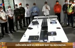 Indonesia tìm thấy nhiều phần thi thể trong vụ rơi máy bay