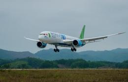 Bamboo Airways bay đúng giờ nhất năm 2020